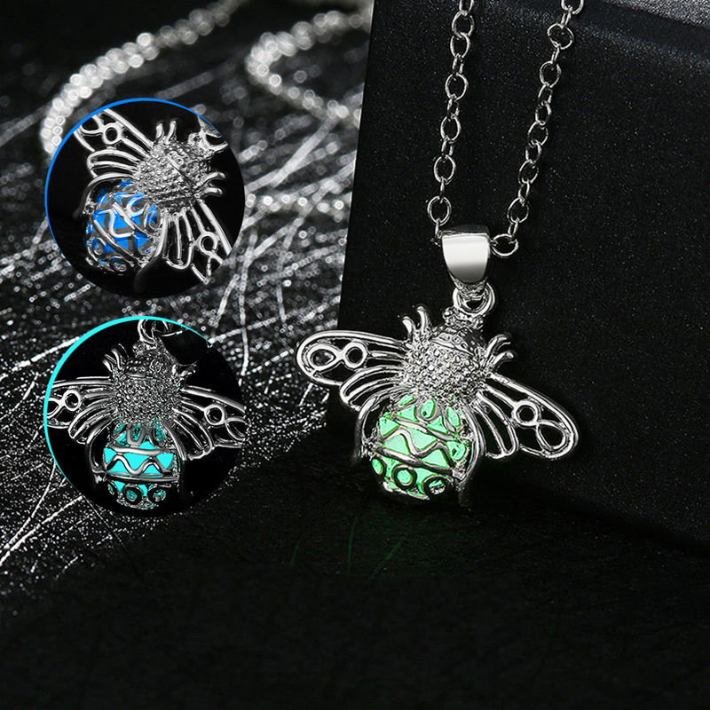 Hot Sale Popular Created Bee Pendant For Women YGN015