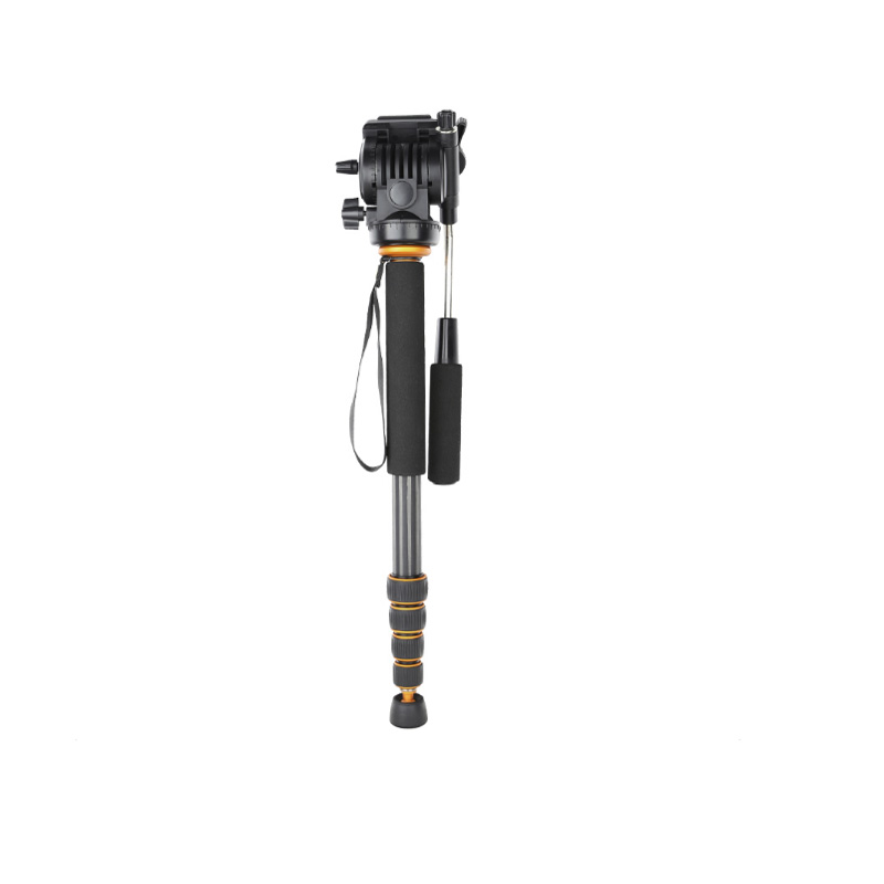 Portable  Camera Tripod  For Photography Carbon Fiber  Tripod Monopod Q-188C